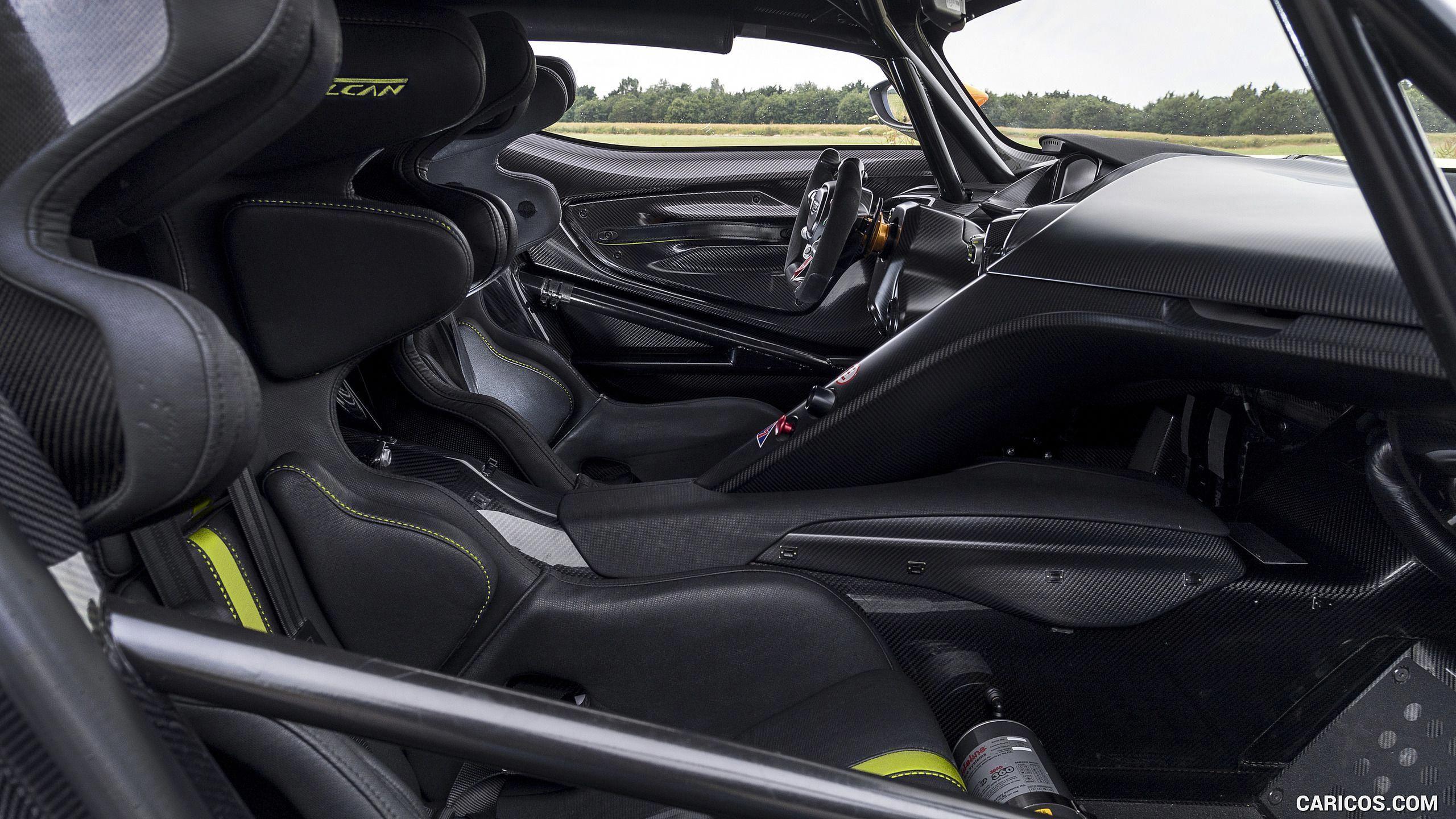 2018 Aston Martin Vulcan Amr Pro Wallpaper