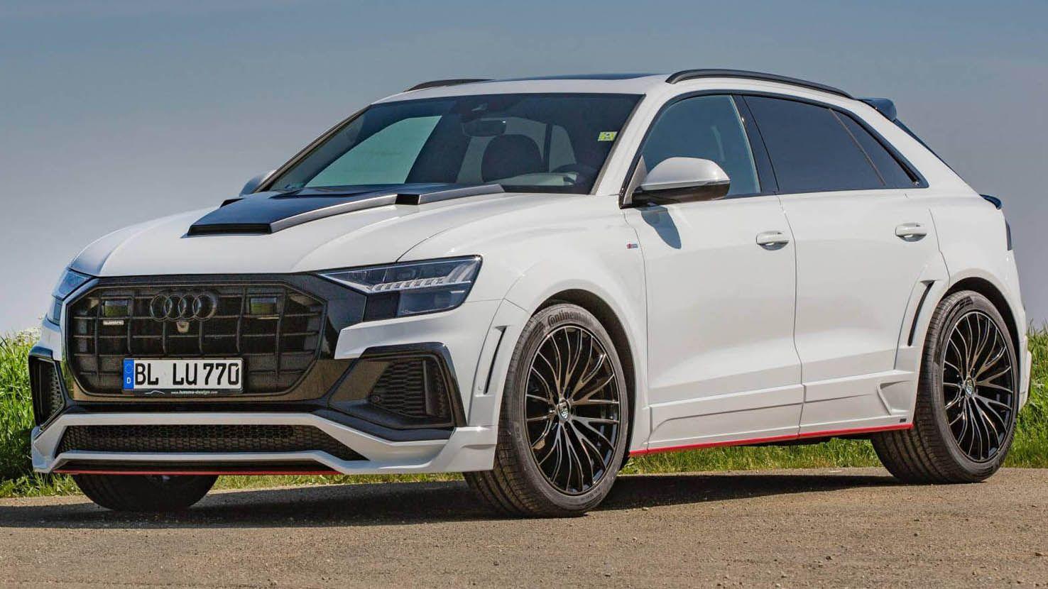 أودي كيو8 سي أر آر 8 أس 2019 التعديل الأروع من لوما ديزاين موقع ويلز Best Suv Audi Car