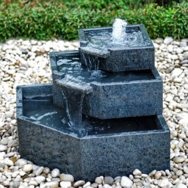 Waterornament minituintje pinterest boeddha tuin for Tuinontwerp intratuin