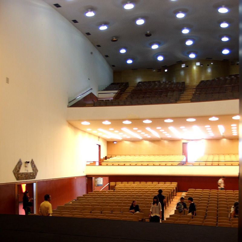 CINEMA BATALHA 9: THE BIG ROOM