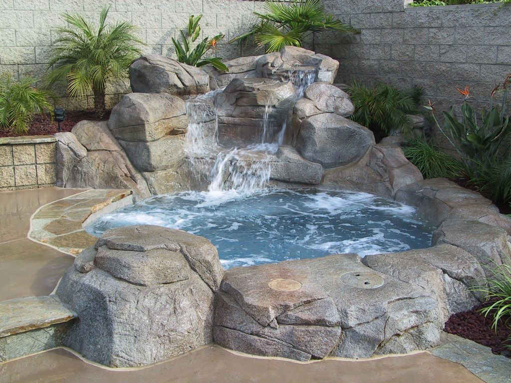 Image Result For Diy In Ground Spa Ideas For The House