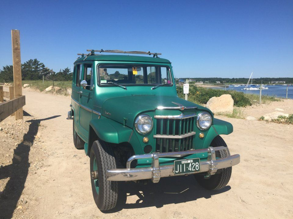 Frank Frain Kaiser Willys Jeep Blog Willys Wagon Willys Jeep