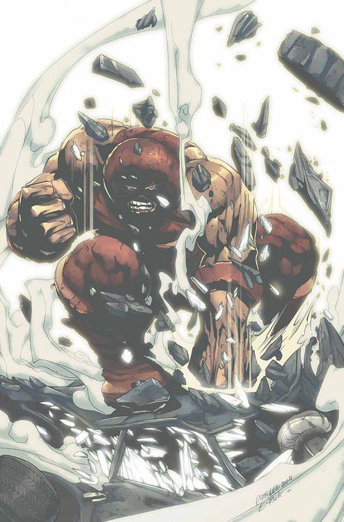 Goonie S Lair X Men Unlimited 4 By Pat Lee Juggernaut Marvel Marvel Comics Art Marvel