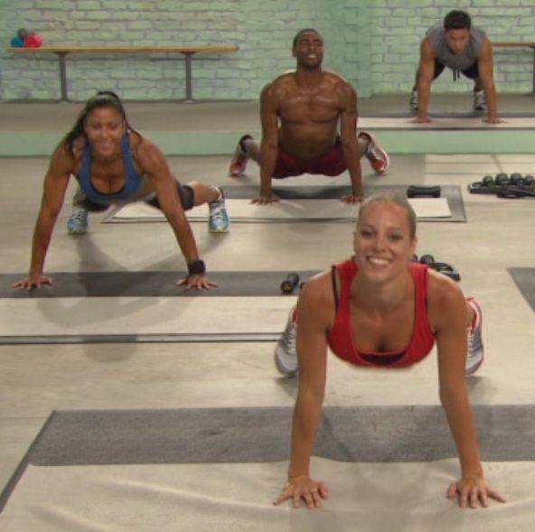 Home fitness geek jillian michaels body revolution phase