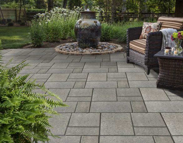 pavers backyard backyard landscaping
