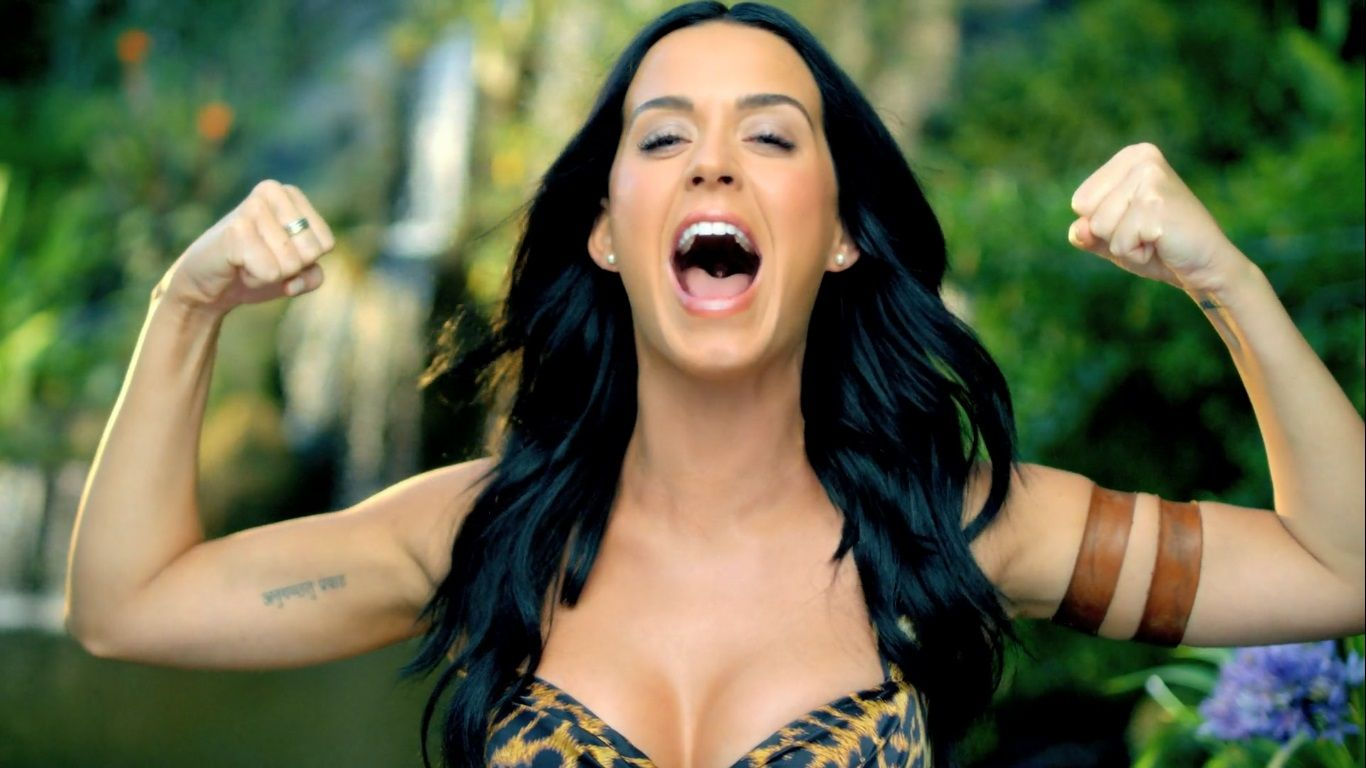 Katy Perry - Roar - music video | My Musicbox | Pinterest Katy Perry Roar