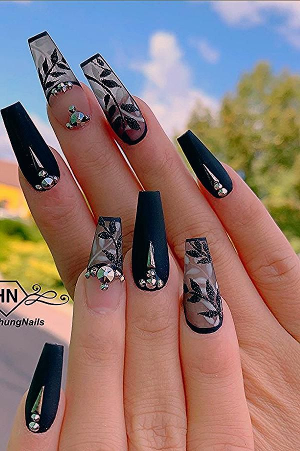Photo of 29 Beautiful Acrylic Coffin Nails Design Ideas For Fall