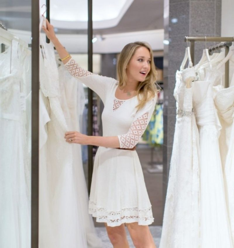 Lovely Undergarments For Wedding Dress Shopping | Wedding