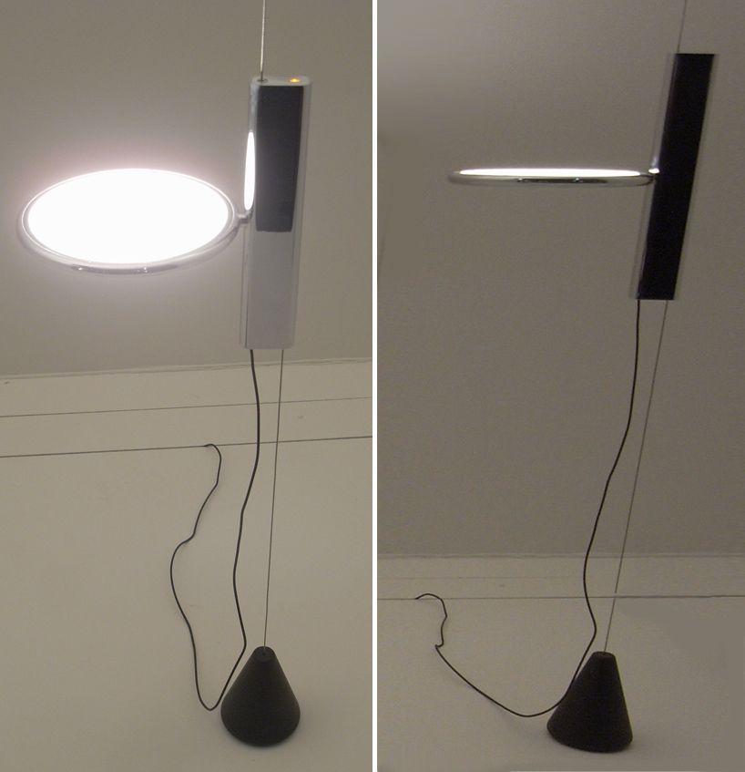 Simple Konstantin Grcic OK Lamp for Flos