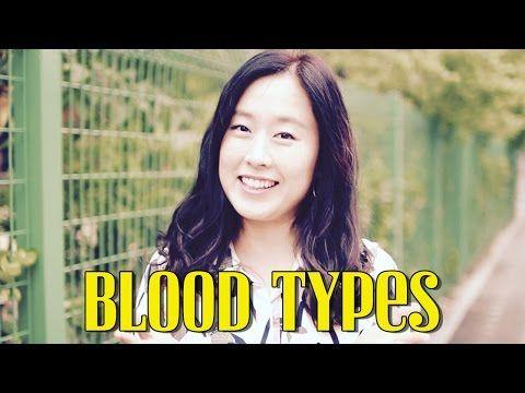 Blood Types - Kyeong-eun - TTMIK Story Time - YouTube