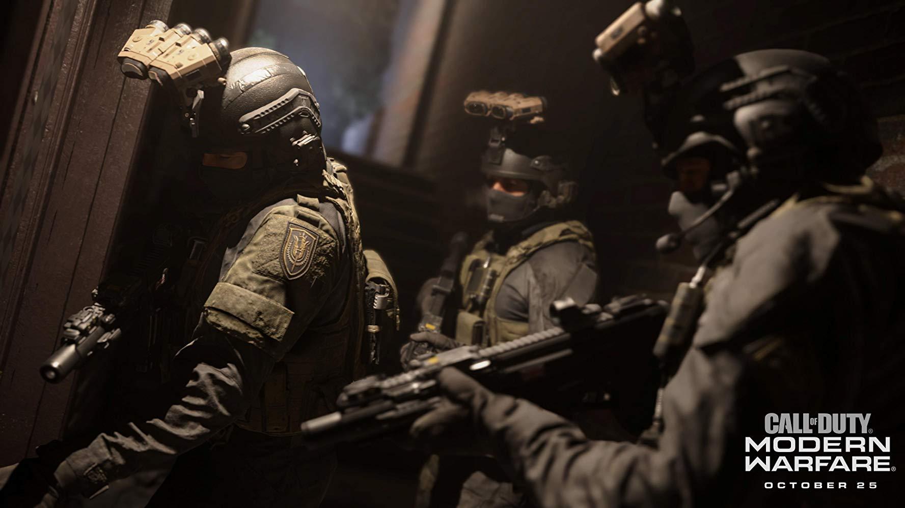 Call Of Duty Modern Warfare 2019 Call Of Duty Game Fans