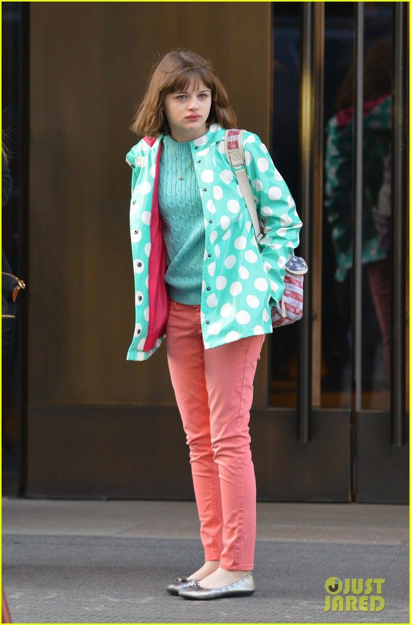 joey king nyc hotel check out 03 | Celebrity Street Style ...