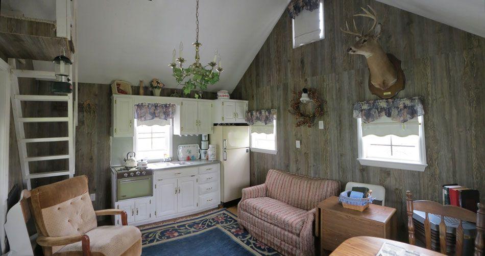 Loft Office Design Small Spaces
