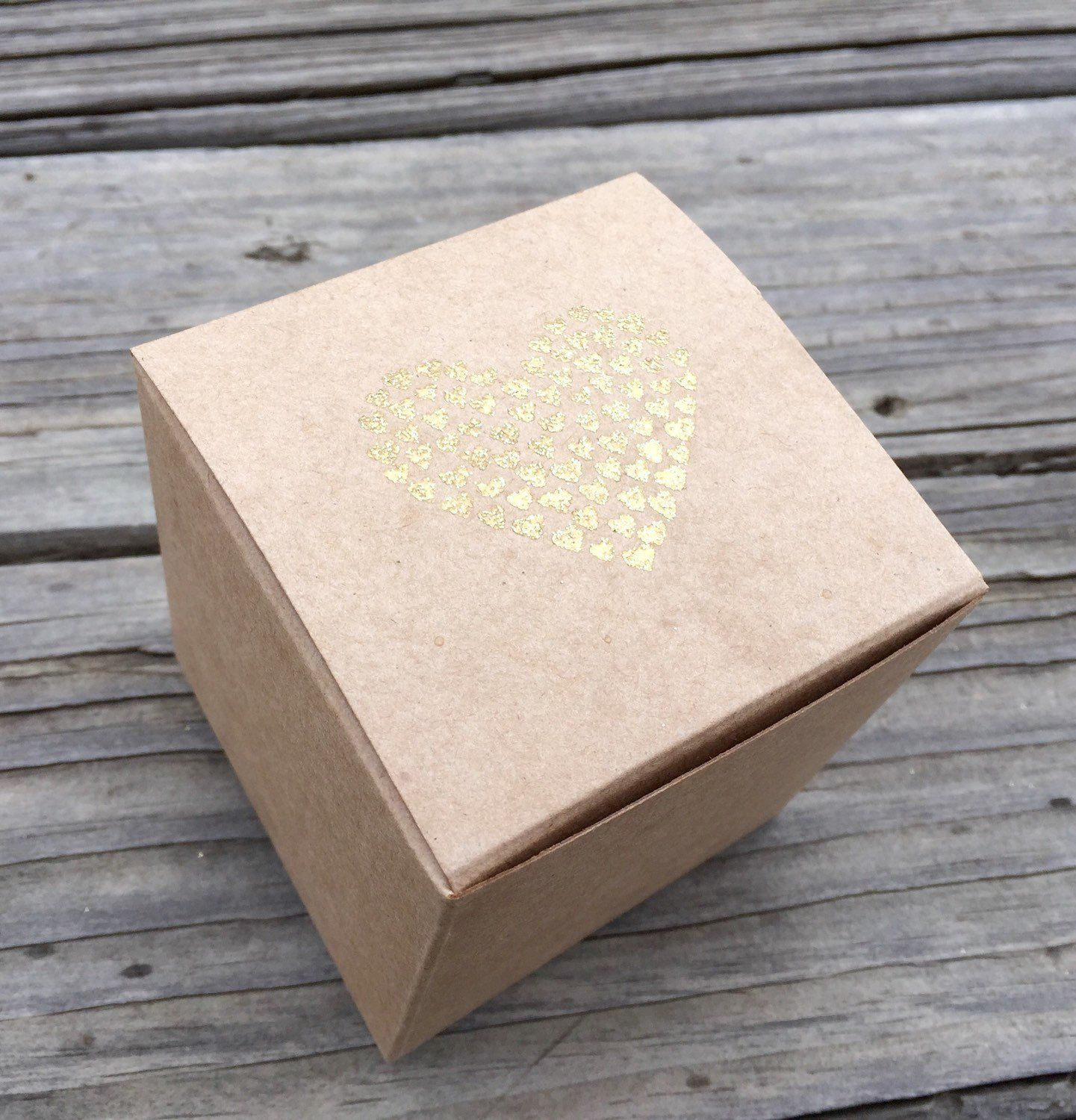 10 Embossed wedding favor boxes, Valentines cupcake boxes, treat ...