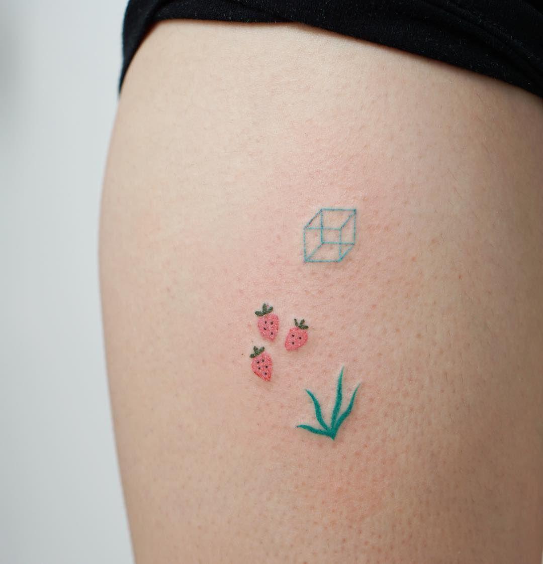 Amateur Paar Tattooed Teen Twelve Eighty