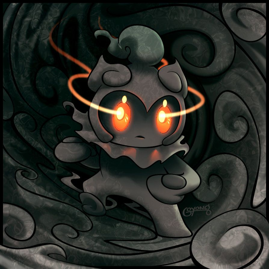 Marshadow by goyong.deviantart.com on @DeviantArt ...
