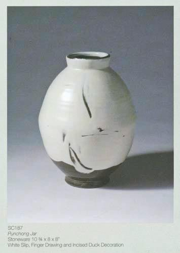 Catherine White Beginner Pottery Collectible Pottery Korean Pottery