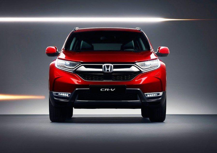 2020 Honda Cr V Front Honda Cr Honda Hrv Honda Crv