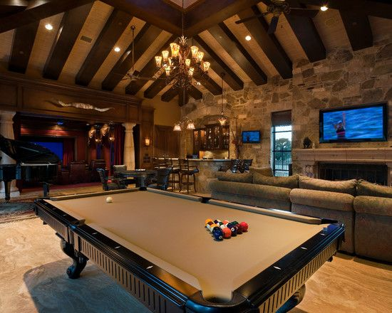 Game Room Movie Room Idea Man Cave Design Man Cave Game