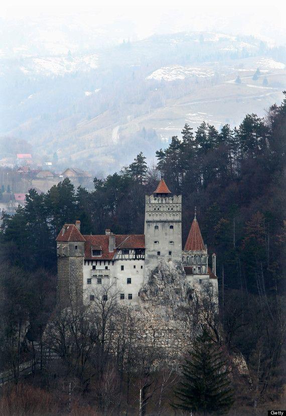 Dracula S Castle Is For Sale Dracula Castle Medieval Castle Count Dracula Castle
