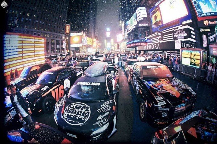 15 years with GumBall 3000 (avec images) Rallye