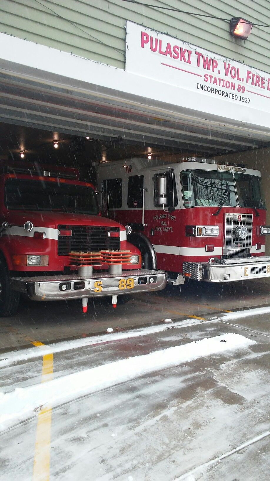 Pin by don chapman on firetrucks fire station emergency
