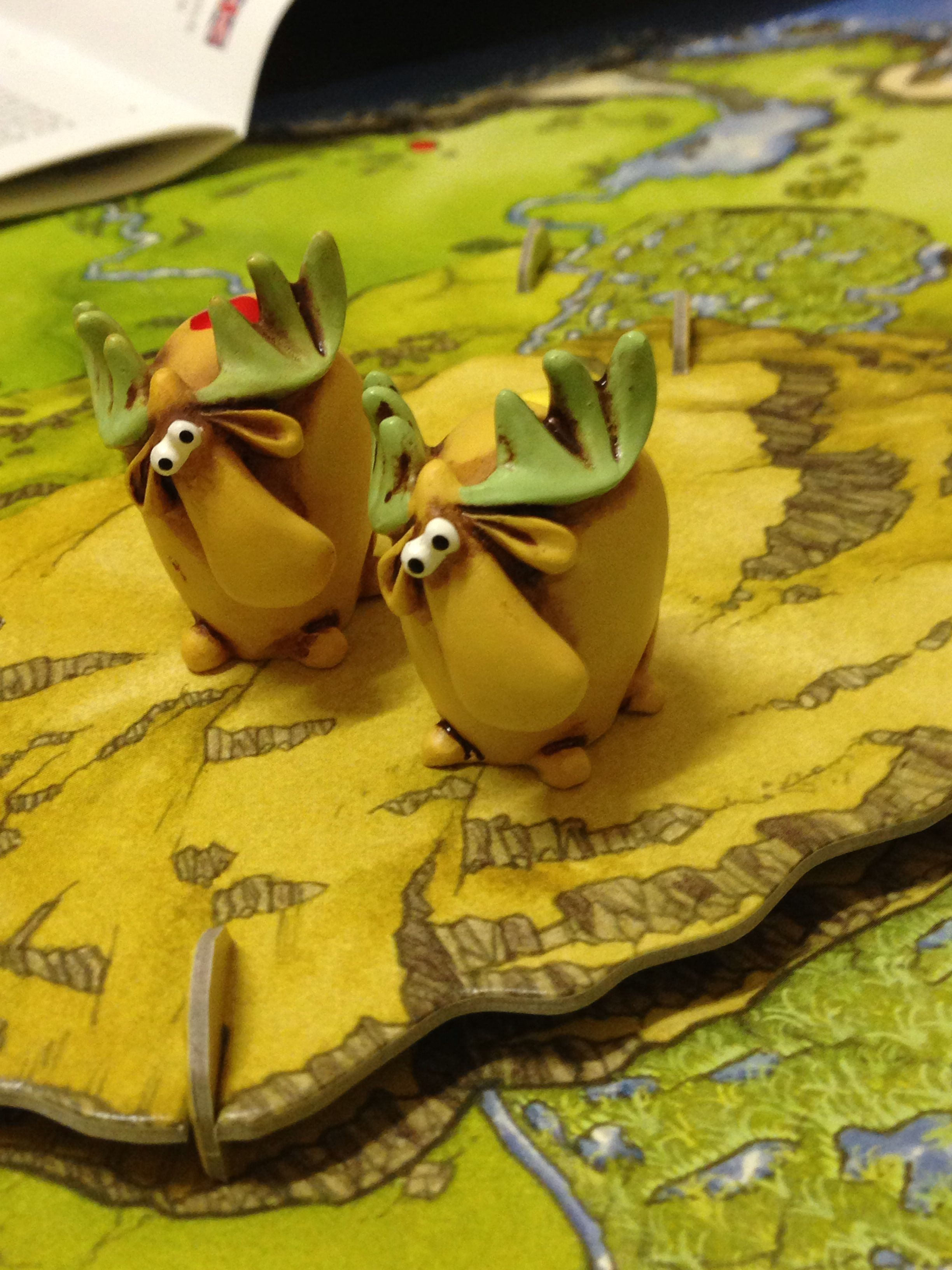 Boardgames: Antler Island, Photographer: Tara Green