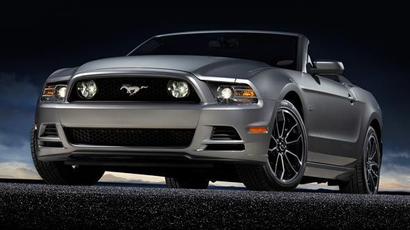 2014 Ford Mustang Gt Premium Convertible Price Specs Features