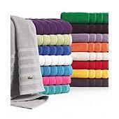 Lacoste Bath Towels Croc Solid Collection Love The Bay Berry Purple Ash And Quartz Bath Sheet 3 Towel Collection Bath Towels Boy Bath