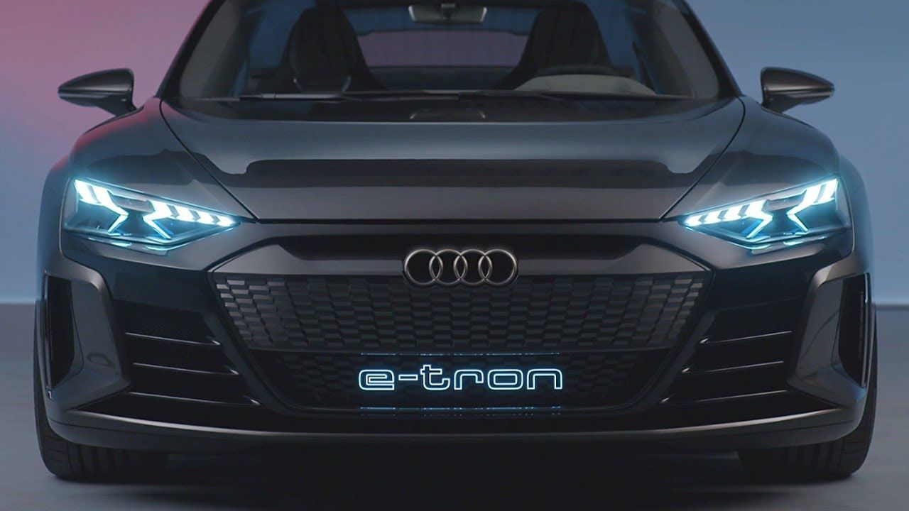 2020 Audi E Tron Gt So Tesla Is Not The One Anymore Audi E Tron Audi E Tron