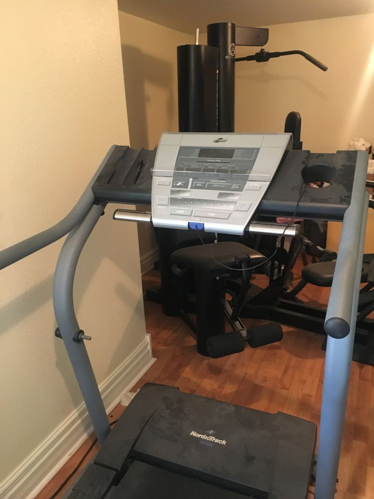 Used Nordic Track iFit EXP 2000 (eBay Link) | Fitness