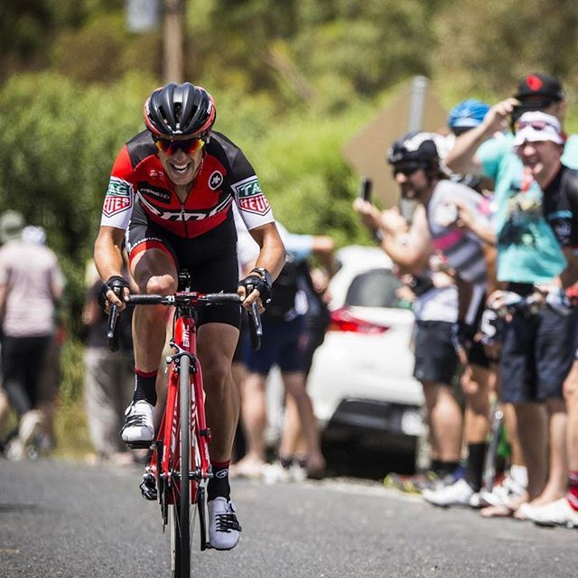 Richie porte wins stage 2 tour down under 2017 for Richie porte cyclist