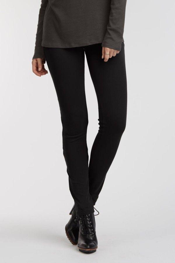 Essential Legging, 100% Organic Cotton