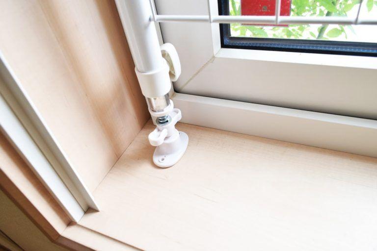 窓の目隠し方法はカーテンだけじゃない ワイヤーメッシュでおしゃれに簡単diy 一条工務店10年目のブログ 一条工務店10年目のブログ レース カーテン 窓 カーテン