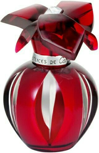delices de cartier glass bottles pinterest perfume and perfume