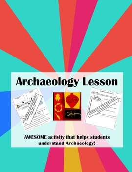 Archaeology and cactus hill hands on activity to engage students teacher fandeluxe Gallery