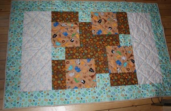 Babydecke | Stoff- und Designideen | Pinterest | Babydecken und Stoffe