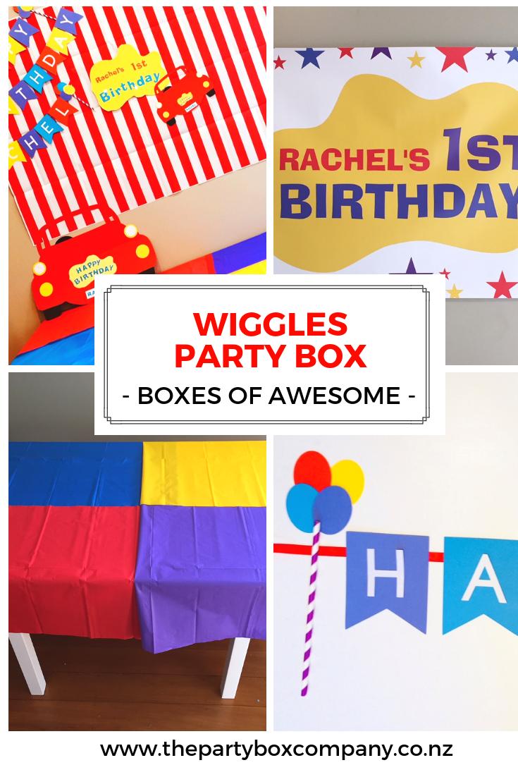 Wiggles Party Wiggles Party Theme Wiggles Party Ideas The
