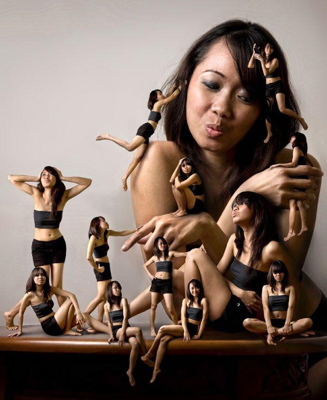 Female Photo Manipulation Art | 30 Most Incredible Photo Manipulation and Photoshop Clone works for ...