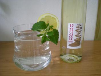 Das perfekte Sirup : Zitronenmelissen Saft-Rezept mit Bild und einfacher Schritt-für-Schritt-Anleitung: im garten wuchert die zitronenmelisse !  man kann…