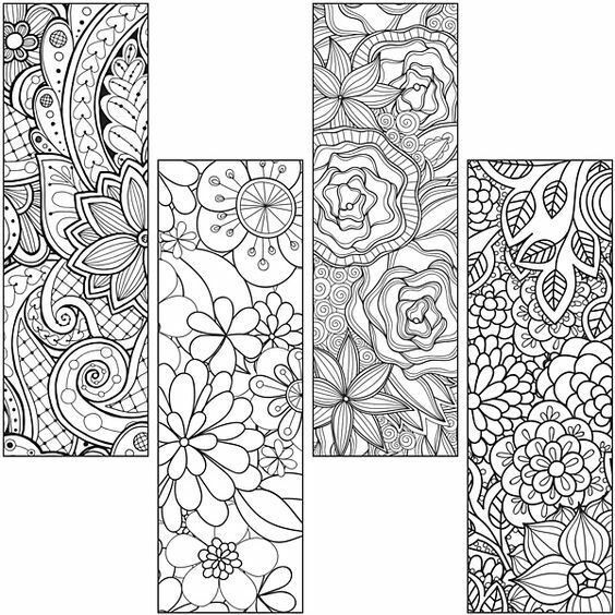 Pin by Annie Walter on Adult coloring | Pinterest | Bookmarks, Adult ...
