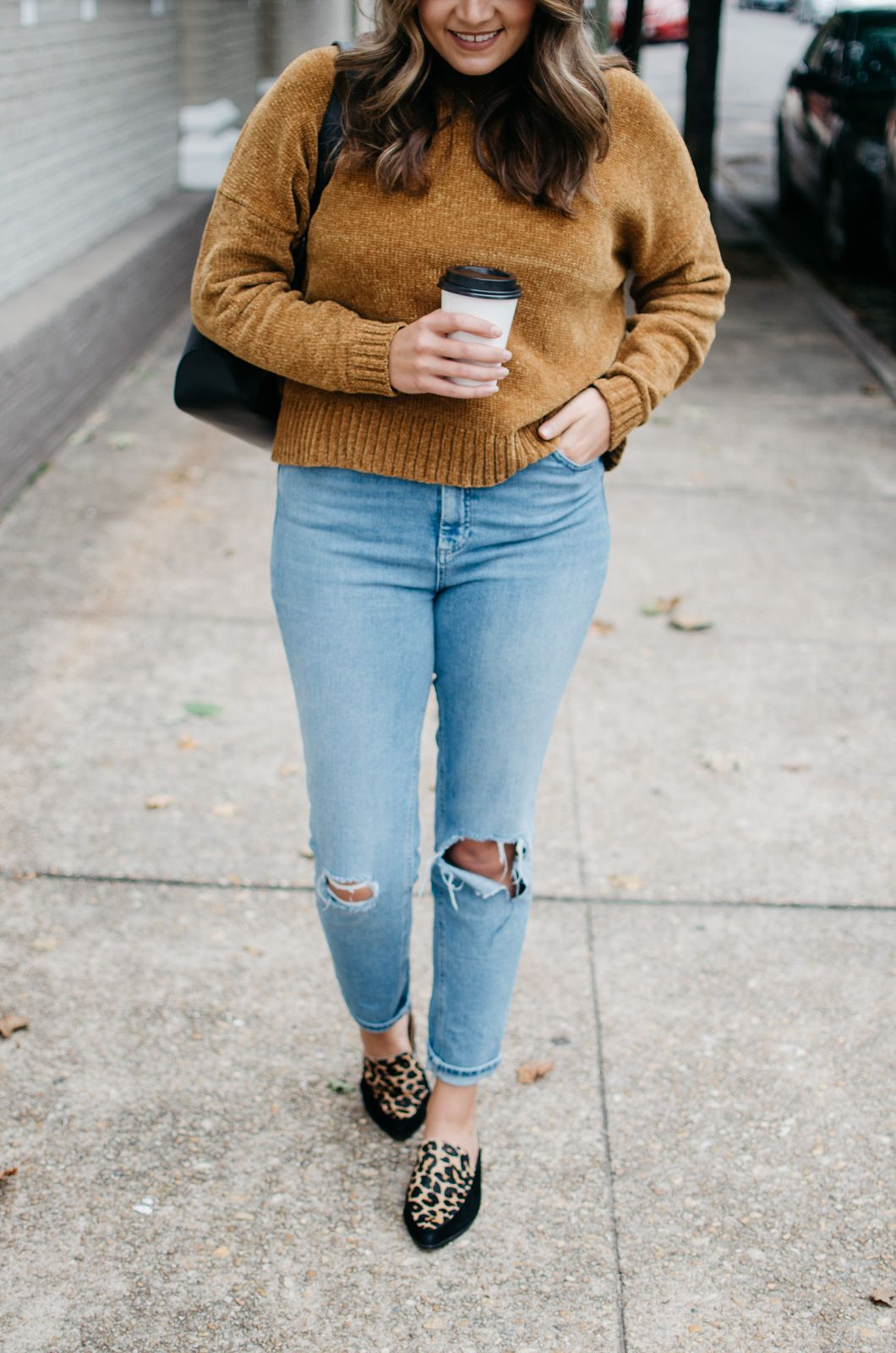 Musthave jeans for fall how to wear mom jeans by