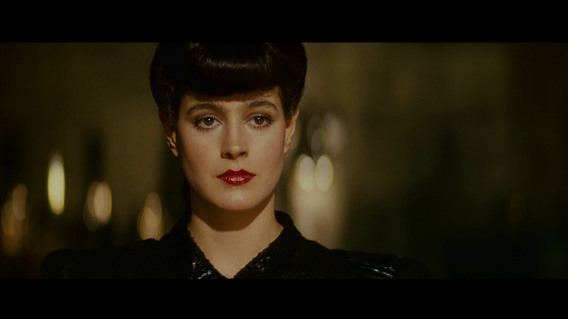 Sean Young,as Rachel,the experimental replicant in ...