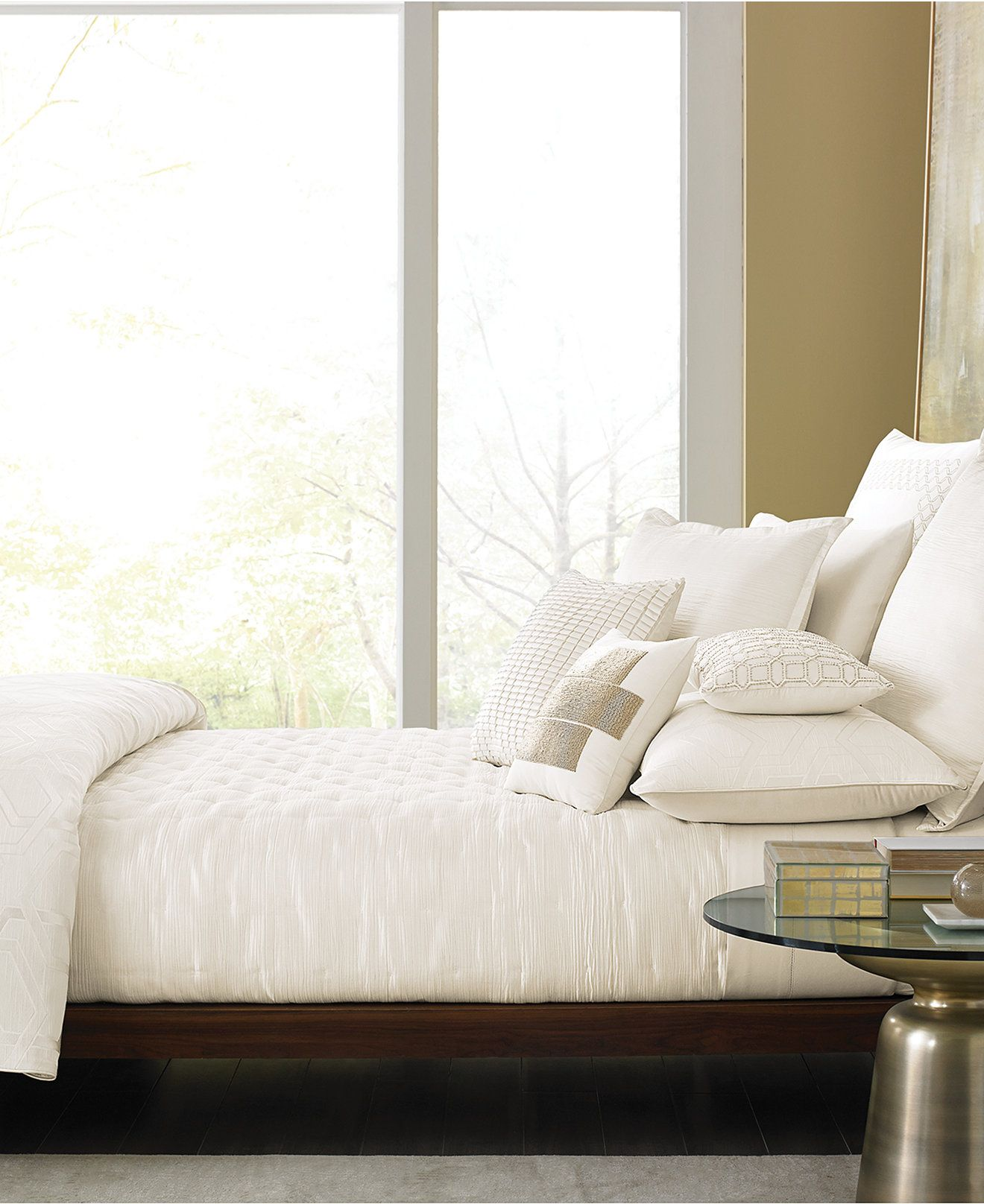 Hotel Collection Verve Coverlet Collection