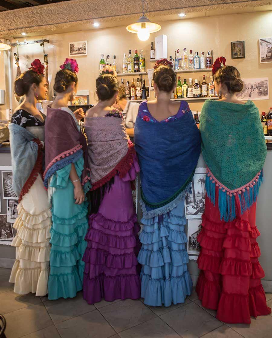 29e3808f4 TOQUILLA FLAMENCA ROCIO Telas y tejidos online en Galerias Madrid ...