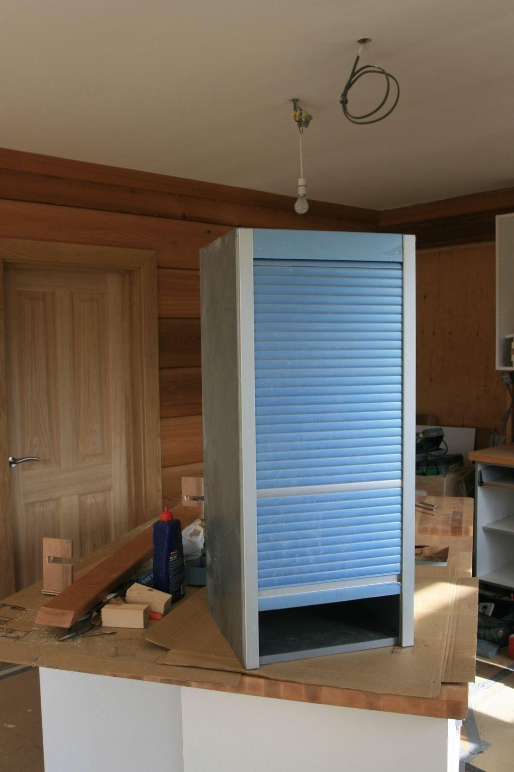 Kitchen Cabinet Roller Shutter Doors | http://advice-tips.com ...