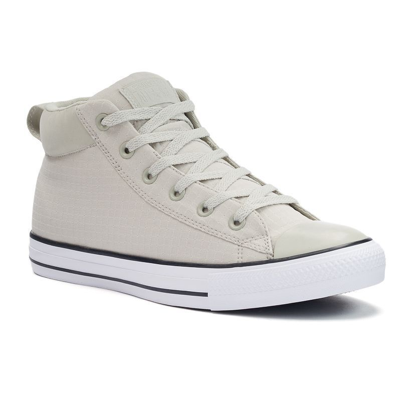 c38c06e3007 Men s Converse Chuck Taylor All Star Street Mid Squares Shoes