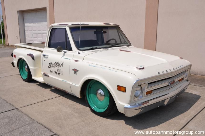 1968 C10 Stepside For Sale | Truck | Pinterest | Cars, Classic ...