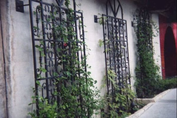 Outdoor Decorative Walls | Outdoor Wall Decor Ideas With Simple And Elegant  Design