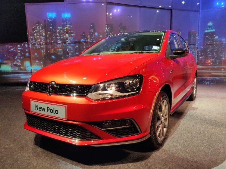 Bs Vi Vw Polo Bs Vi Vw Vento With New Engine Transmission Launched In 2020